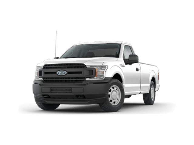 New 2018 Ford F-150 XL Truck Salt Lake City